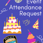 Community Relations Event Attendance Request